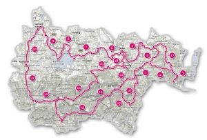 9 mozart-radweg-etappenuebersicht