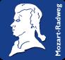 Logo Mozart Radweg